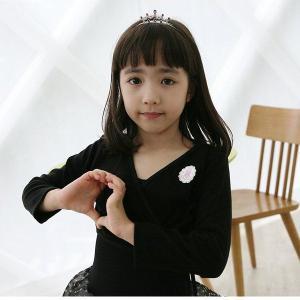 【現品限りSALE】クロスカーディガン(ブラック) mijong