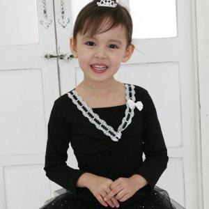 フリルリボンボレロ(ブラック) mijong