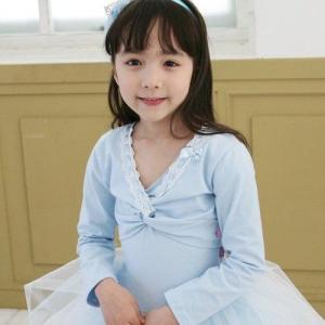 フリルリボンボレロ(ブルー) mijong