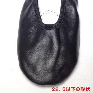 MT全革バレエシューズ(黒)|mijong|02