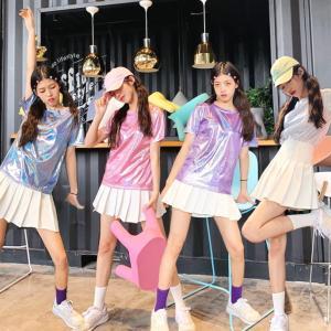 M〜Lサイズ 白 トップス フラメンコ衣装 ファスナー付きジャケットにも ミカドレス t32-siro