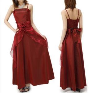 大きいサイズ ドレス XLサイズ パーティードレス ピンク aライン オリジナル コーラス ミカドレス 結婚式  ロングドレス ステージ衣装 dcy10|mika|05