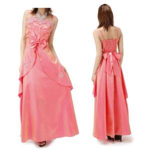 大きいサイズ ドレス パーティードレス aライン ロングドレス コーラス 9-17号 オリジナル ミカドレス ステージ衣装 キュートな姫ドレス  dcy9-1 mika