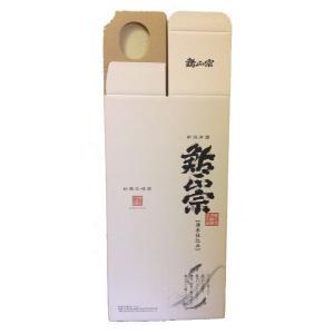 鮎正宗 720ml 1本用 化粧箱|mikami-saketen