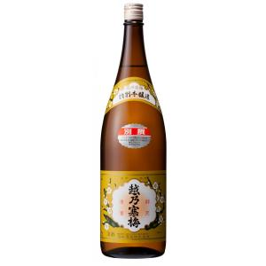 越乃寒梅 別撰 吟醸 1800ml|mikami-saketen