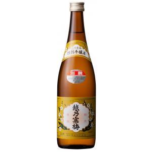 越乃寒梅 別撰 吟醸 720ml|mikami-saketen