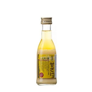 玄気の舞 玄米甘酒 180ml|mikami-saketen