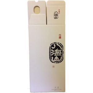 八海山(吟醸専用) 1800ml 1本用 化粧箱|mikami-saketen