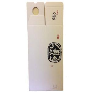 八海山(吟醸専用) 720ml 1本用 化粧箱|mikami-saketen