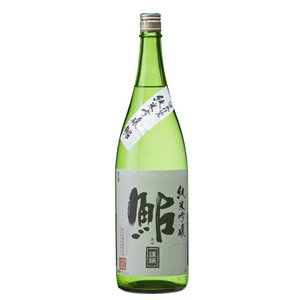 鮎正宗「鮎」純米吟醸 銀ラベル 1800ml|mikami-saketen