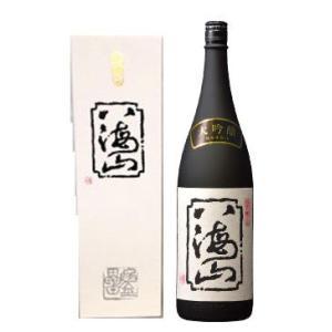 八海山 大吟醸 720ml 化粧箱付|mikami-saketen