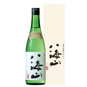 八海山 純米吟醸 720ml|mikami-saketen