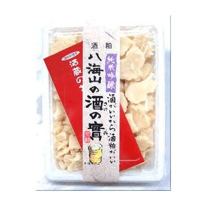 「八海山の酒の實」(純米吟醸・板粕)300g|mikami-saketen