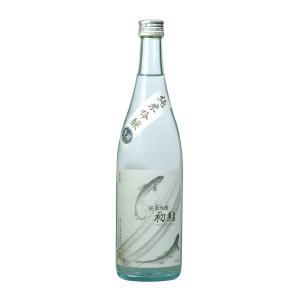 鮎正宗 純米吟醸生酒 「越乃初鮎」 720ml|mikami-saketen