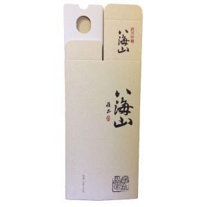八海山(純米吟醸専用) 720ml 1本用 化粧箱|mikami-saketen