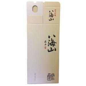 八海山(純米吟醸専用) 1800ml 1本用 化粧箱|mikami-saketen