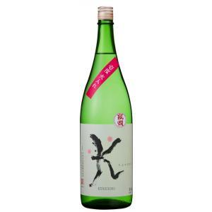 純米吟醸 K -KENICHIRO- 壱度火入れ 1800ml mikami-saketen