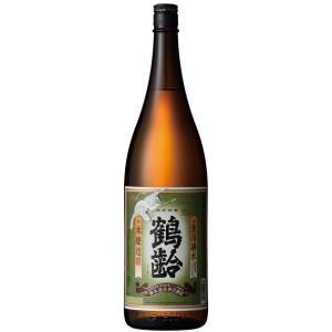 鶴齢 本醸造 1800ml|mikami-saketen