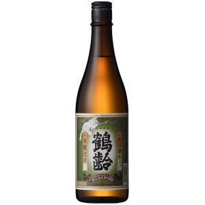 鶴齢 本醸造 720ml|mikami-saketen