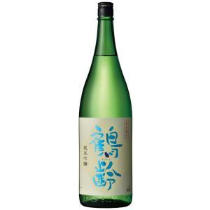 鶴齢 純米吟醸 1800ml 化粧箱付|mikami-saketen