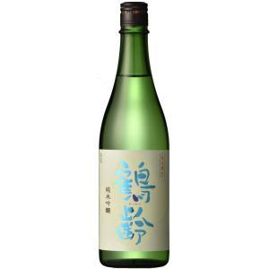 鶴齢 純米吟醸 720ml 化粧箱付|mikami-saketen