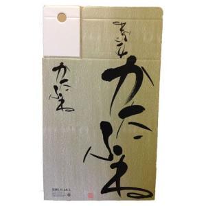 越乃かたふね 1800ml 2本用 化粧箱|mikami-saketen