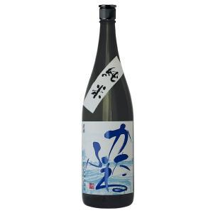 越乃かたふね 純米 1800ml(第88回関東信越国税局鑑評会にて純米酒部門・首席第一位最優秀賞)|mikami-saketen