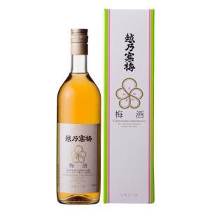 越乃寒梅 梅酒 720ml 化粧箱付|mikami-saketen