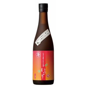八海山の焼酎で仕込んだにごり梅酒 720ml|mikami-saketen