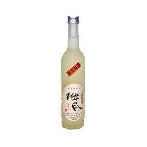 輪月 樫樽 酒粕から作る本格焼酎 500ml|mikami-saketen