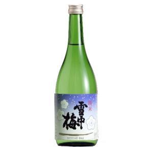 雪中梅 純米酒 720ml|mikami-saketen