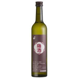 雪中梅 梅酒 500ml 化粧箱付|mikami-saketen