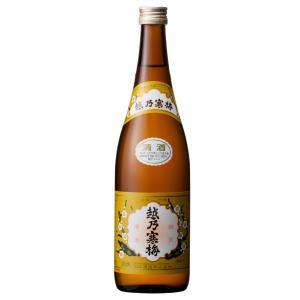 精米歩合59% 日本酒度+6(辛口)  おすすめ 冷や〜お燗  目指すところは、「晩酌のお酒だからこ...
