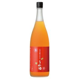 八海山の焼酎で仕込んだ梅酒 1800ml|mikami-saketen