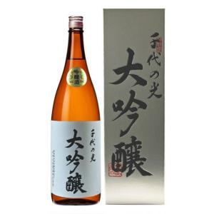 千代の光 大吟醸 1800ml 化粧箱付 mikami-saketen