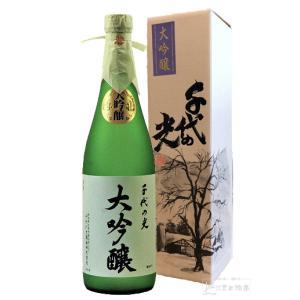 千代の光 大吟醸 720ml 化粧箱付 mikami-saketen