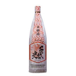 千代の光 本醸造 1800ml|mikami-saketen