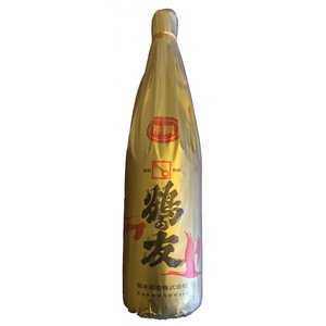 鶴の友 特撰 1800ml|mikami-saketen