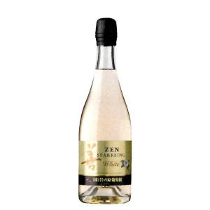 2021年7月上旬 再入荷予定 岩の原ワイン 善(ぜん)スパークリング 白 720ml mikami-saketen