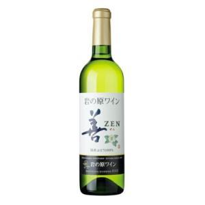 岩の原ワイン 善(ぜん) 白 720ml mikami-saketen