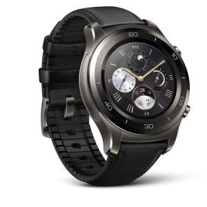 Huawei Watch 2 Classic - Titanium Grey - Android Wear 2.0 (US Warranty|mikannnnnn
