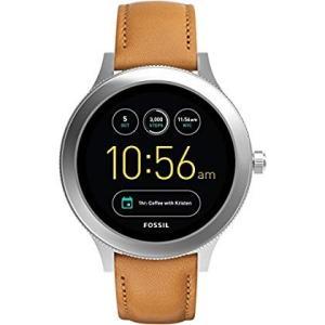 フォッシルFOSSIL 腕時計 Q VENTURE タッチスクリーンスマートウォッチ ジェネレーション3 FTW6007 レディース 正規輸|mikannnnnn