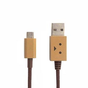 改善版 cheero DANBOARD USB Cable with Micro USB conne...