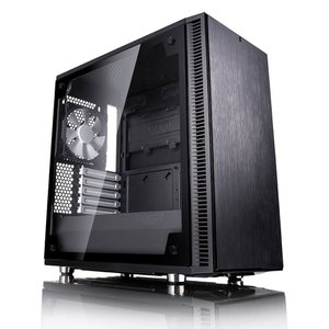 Fractal Design Define Mini C Black Tempered Glass ...