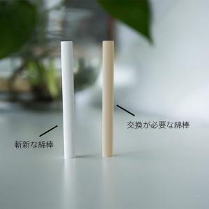 Joyhouse 綿棒 加湿器専用 給水芯 交換フィルター (吸水芯(5本セット))