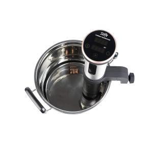 Surfit Sous Vide低温調理器 真空調理器 水温制御クッカー 1100W 欧米で人気 お...