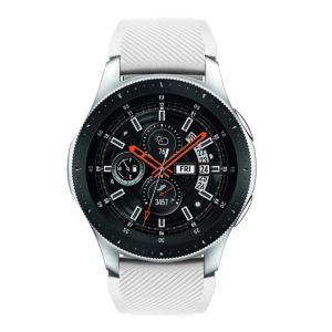 Samsung Galaxy Watch 46mmバンド Comtax 22mm シリコン製 交換用バンド Samsung Galaxy W|mikannnnnn