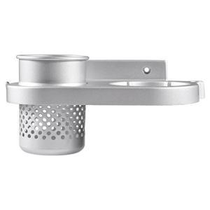 ドライヤーホルダー ヘアドライヤーホルダー ヘアドライヤーラック お風呂 浴室 洗面所 通用 ヘアドライヤー 櫛 歯 小物収納 高耐荷重 多|mikannnnnn