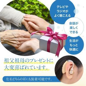 Medicy(メディサイ) 補聴器タイプの集音器 集音姫 デジタル 左右両用 耳掛けタイプ HA-1|mikannnnnn