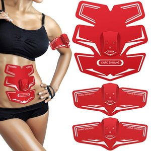 EMS腹筋ベルト 腹筋パッド 筋トレマシン 腹筋 ベルトダイエット 腹筋トレーニング 11段階 6つモード USB充電式シックスパッド 男女|mikannnnnn